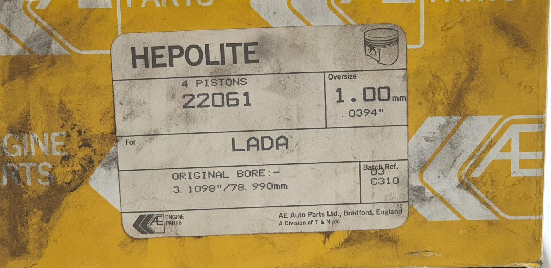 lada 22061 +1,00mm l