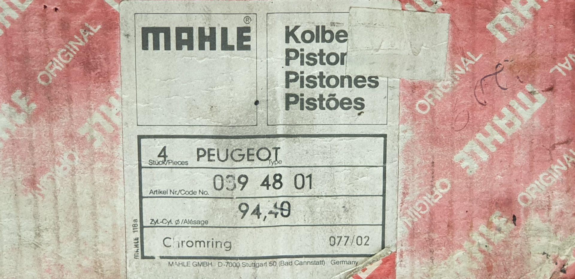 peugeot 2.3d 039 48 01 +0,40mm l