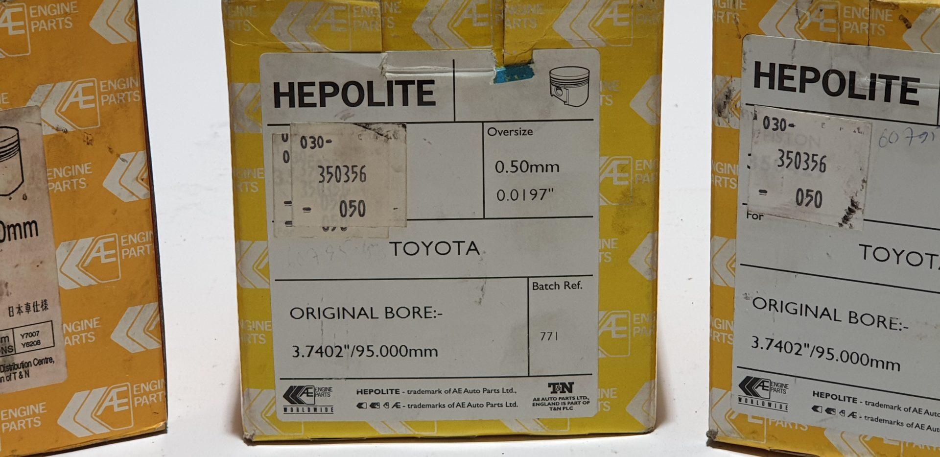 toyota 030-350356-050 +0,50mm l