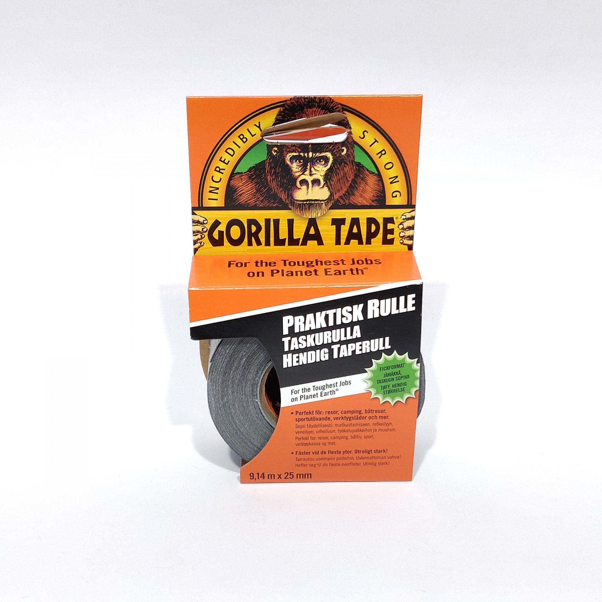 Gorillataskurulla